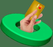 оплата карткою Visa або MasterCard
